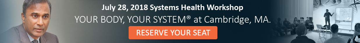 Systems Health Workshop Cambridge July 28 2018